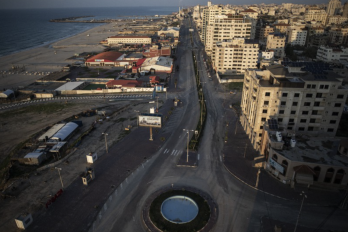 Israel-Gaza gas pipeline